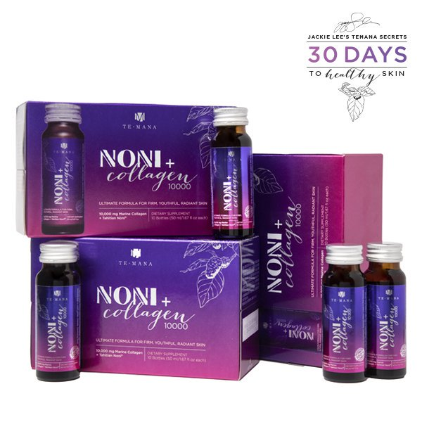 Morinda TeMana Noni+Collagen 10000 Produktvideo